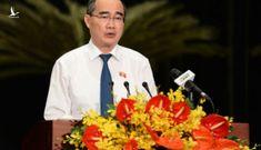 Bí thư Nguyễn Thiện Nhân hoan nghênh mô hình kỳ họp HĐND không giấy