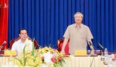 Thường trực Ban Bí thư làm việc tại Hà Nam