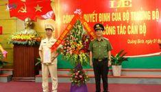 Đại tá Trần Hải Quân được bổ nhiệm làm Giám đốc CA tỉnh Quảng Bình