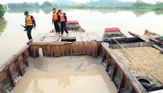 Bộ Công an khởi tố hàng loạt 'cát tặc'