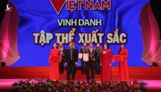 Cầu thủ Quang Hải, doanh nhân Johnathan Hạnh Nguyễn được vinh danh 'Vinh quang VN'