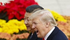 """Tổng thống Donald Trump sẽ """"đánh sập"""" tham vọng bá chủ đại dương của Trung Quốc?"""