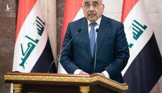 Tổng thống Iraq tuyên bố hủy quyết định cho phép liên quân quốc tế sử dụng không phận