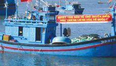 Tàu cá của ngư dân hư hỏng làm 'nóng' quốc hội, Thủ tướng chỉ đạo Bộ Công an…
