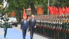 Thủ tướng Việt Nam – Australia thăm Bệnh viện dã chiến cấp 2, số 2