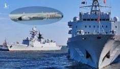 """""""Trung Quốc điều máy bay ném bom, chiến đấu cơ ra bãi Tư Chính""""?"""