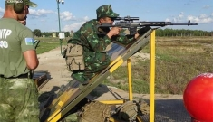 Đội bắn tỉa Việt Nam giành hạng cao tại Army 2019
