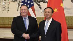 Giữa khủng hoảng Hong Kong, quan chức ngoại giao Mỹ – Trung bất ngờ gặp nhau