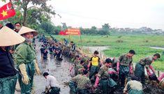 Nghề tay trái: Lính Đặc công ứng phó biến đổi khí hậu