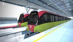 Metro ga Hà Nội-Nhổn: Đường chưa xong, tàu nhấp nhổm về nước