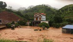 Miền Bắc mưa dông, lũ lụt đến bao giờ?