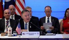 Ngoại trưởng Mỹ tố Trung Quốc kiểm soát sông Mekong