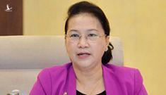 Chủ tịch Quốc hội: 'Tăng tuổi nghỉ hưu không phải để chúng tôi ở lại'