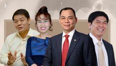 Bảy ông lớn tỷ USD Việt Nam top dẫn đầu Châu Á – Thái Bình Dương
