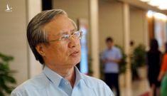 Ông Trần Quốc Vượng ký ban hành kết luận quan trọng của Bộ Chính trị