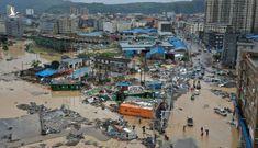 Ông lớn công nghệ Trung Quốc loan tin bão Lekima quét sạch gần hết dân số tỉnh Sơn Đông