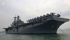 Chiến hạm Mỹ đề nghị cập cảng Thanh Đảo, Trung Quốc không cho