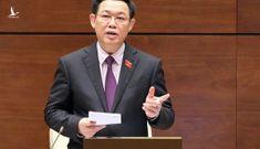 Phó Thủ tướng Vương Đình Huệ: Tham nhũng vặt như tổ mối, có thể làm vỡ cả con đê hùng vĩ