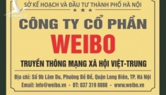 """Đừng để """"cáo"""" Weibo gửi chân trên lãnh thổ Việt Nam"""