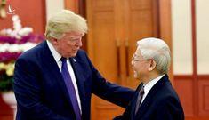 Ba tiến trình quan trọng khi Tổng Bí thư, Chủ tịch nước thăm Mỹ vào tháng 10