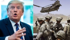 Ông Trump lại dọa xóa sổ Afghanistan