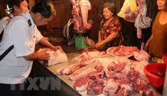 Giá thịt lợn hơi tăng mạnh sau thời gian ảnh hưởng dịch tả châu Phi