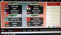 Đài truyền hình Hà Nội lấy cờ Trung Quốc thay cờ Việt Nam tại giải U23 Châu Á