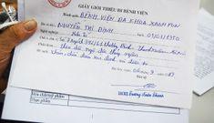 NÓNG – Vụ cháy Rạng Đông: 82 người có thủy ngân trong máu