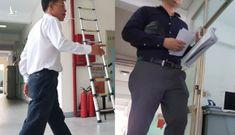 Thẩm phán, giảng viên bị tố xông vào nhà 'bắt' 3 đứa bé: Công an vào cuộc