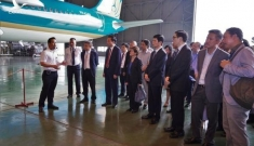 Ra mắt Công ty liên doanh bảo dưỡng, sữa chữa thiết bị máy bay đầu tiên tại Việt Nam