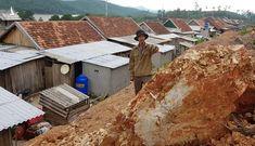 Chuyện lạ ở Quảng Bình: Di dân từ vùng rốn lũ lên vùng… sạt lở đất