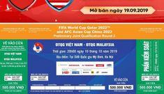 Sáng nay, VFF mở bán 27.000 vé trận ĐT Việt Nam – ĐT Malaysia