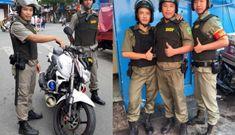 Ban bảo vệ dân phố duy nhất ở Sài Gòn được trang bị áo giáp chống đạn