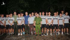 Bộ trưởng Bộ Công an Tô Lâm gặp bầu Đức và CLB HAGL tại Hàm Rồng