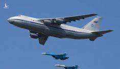 Choáng ngợp loạt máy bay vận tải quân sự lớn nhất thế giới