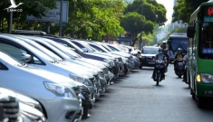 TP.HCM đề xuất phạt 50 triệu đồng nếu gian lận phí đỗ ô tô