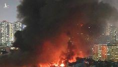 [HOT] Hà Nội công bố nguyên nhân gây cháy tại Công ty Rạng Đông