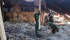 Cháy ở Rạng Đông: Binh chủng Hóa học đã có kết quả phân tích