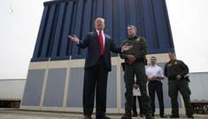 Bức tường biên giới đang xây không phải bức tường TT Trump mơ ước