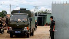 Không dẫn độ nhóm người Trung Quốc sản xuất ma túy tại Kon Tum