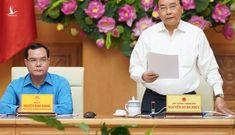 Thủ tướng: Lo cho công nhân những vấn đề thiết thực như bữa ăn hàng ngày