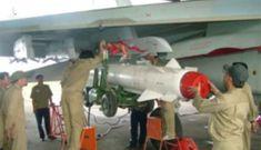 """Tên lửa """"sát thủ"""" diệt hạm đáng gờm của chiến đấu Su-22: Đầy uy lực"""