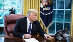 Cuộc điện đàm kỳ lạ chưa từng thấy của Tổng thống Trump
