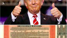 Taị sao Tổng thống Trump tự tin đòi Bắc Kinh trả nợ hơn một ngàn tỷ USD cách đây 108 năm?