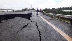 Hé lộ nguyên nhân tuyến tránh Chư Sê vừa làm xong đã nứt gãy như 'động đất'