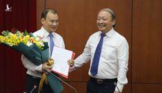 Đồng chí Lê Hải Bình giữ chức Vụ trưởng Vụ Thông tin Đối ngoại, Ban Tuyên giáo TƯ