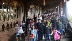 Chùa vắng bóng người tu học trong khu du lịch tâm linh nghìn tỉ