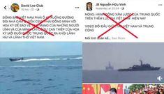 """""""Mượn gió bẻ măng"""" thủ đoạn lợi dụng vấn đề biển Đông trước kỳ Hội nghị Trung ương 11"""