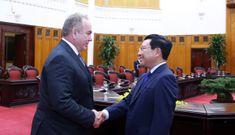 Việt Nam coi trọng phát triển quan hệ với Hoa Kỳ