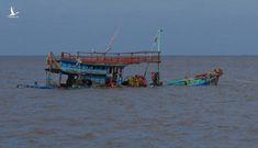 Tàu Trung Quốc từ chối cứu hộ tàu cá Việt Nam trôi dạt ở Hoàng Sa